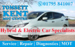 Tomsett Kent | Hybrid & Electric Car Specialists