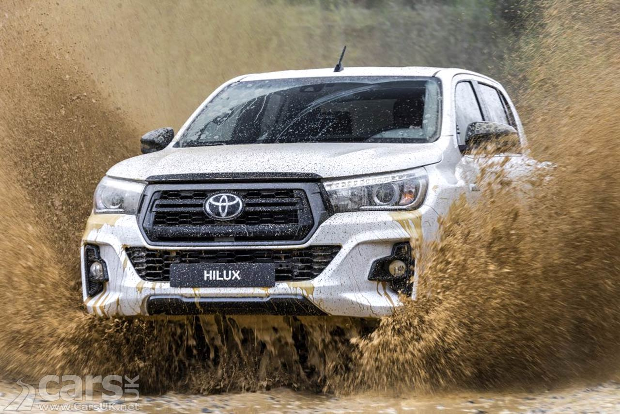 Toyota Hilux Invincible X range-topping pick-up gets a 2019 update