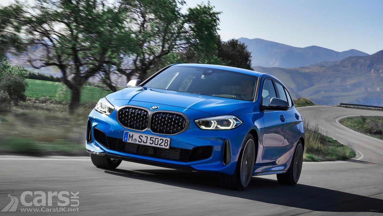 BMW's new 1 Series