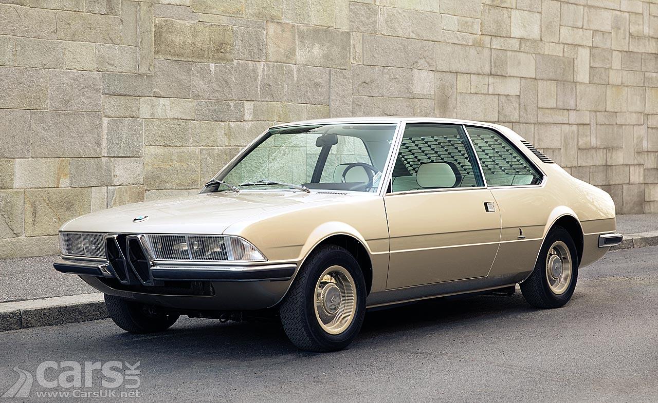 Lost BMW Garmisch Concept recreated