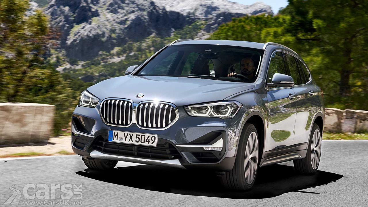 Bmw X1 Gets A Bit Of A Facelift And There S An Xdrive25e Plug In Hybrid Too Cars Uk
