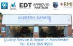Egerton Garage
