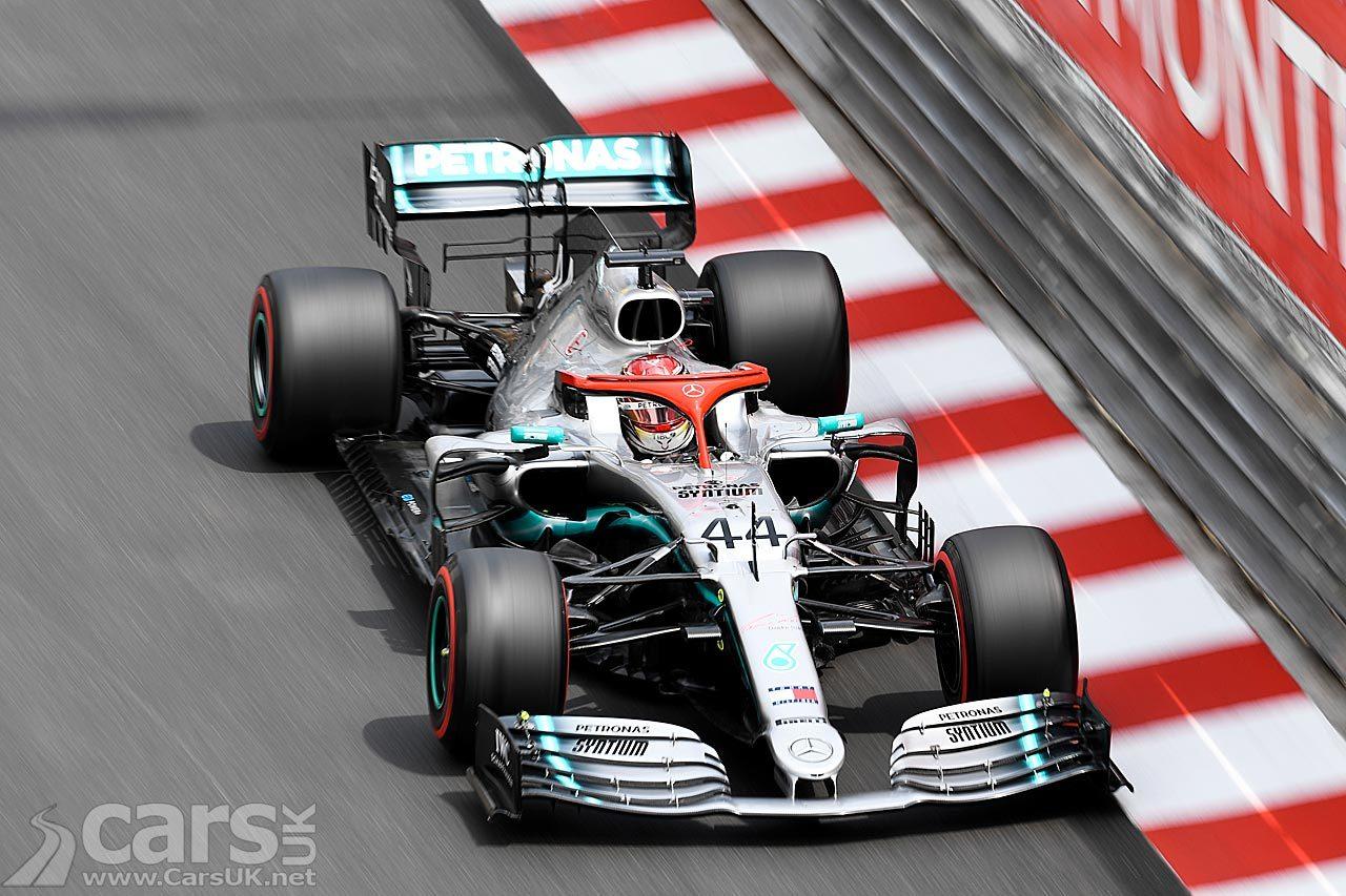 Lewis Hamilton wins the Monaco Grand Prix