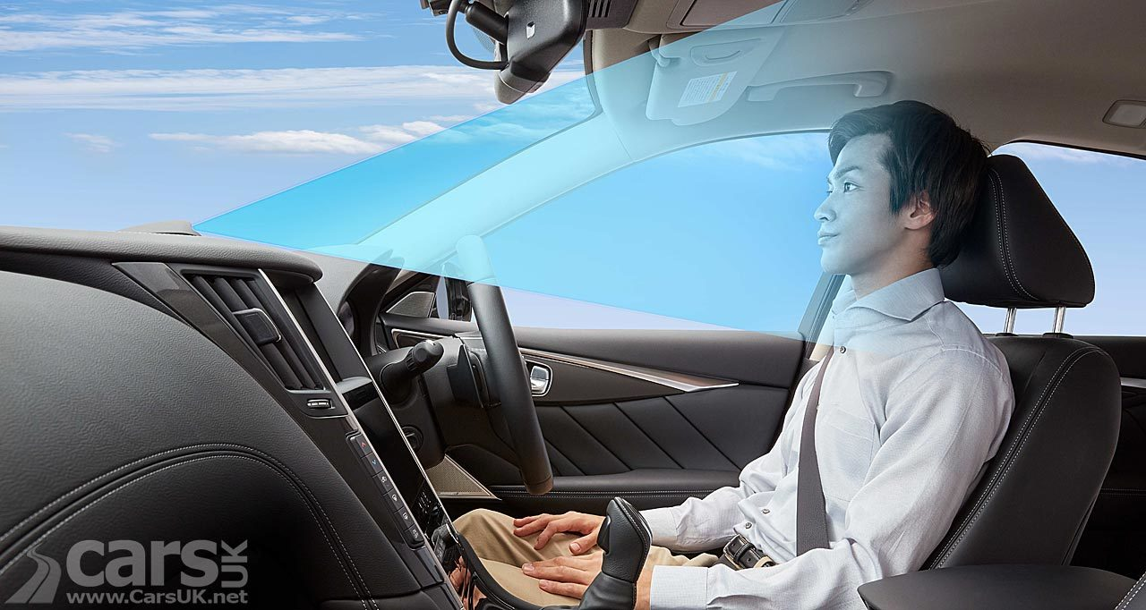 Nissan ProPILOT 2.0 in action