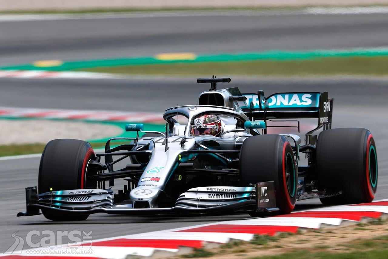 Hamilton beats Bottas to WIN Spanish Grand Prix