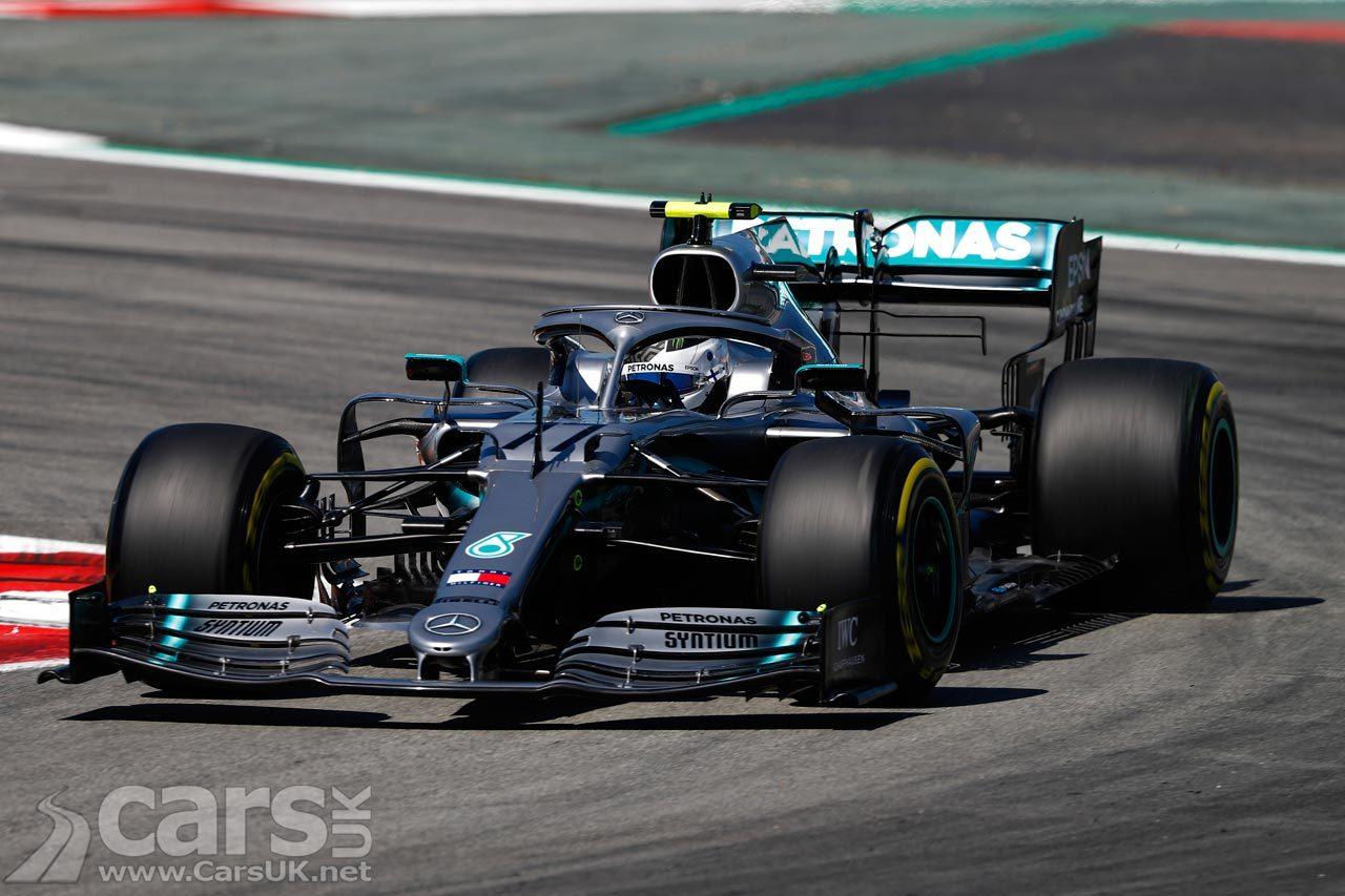 Bottas takes pole for Mercedes in 2019 Spanish Grand Prix Qualifying