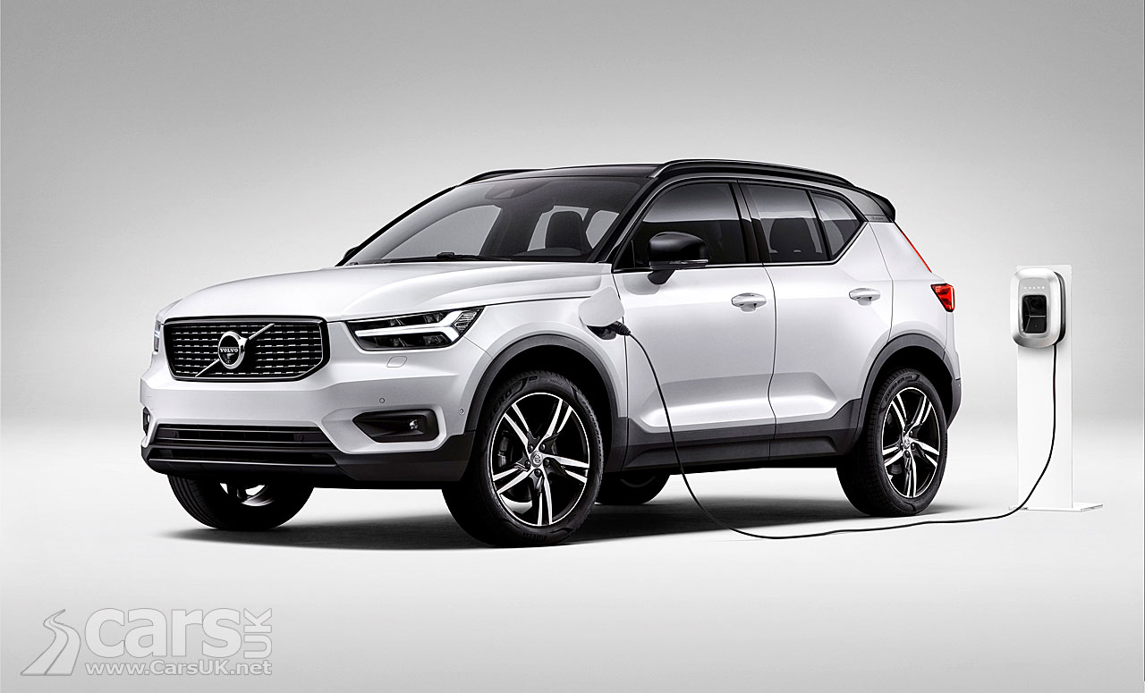 Battery deal sorted for electric Volvo XC40