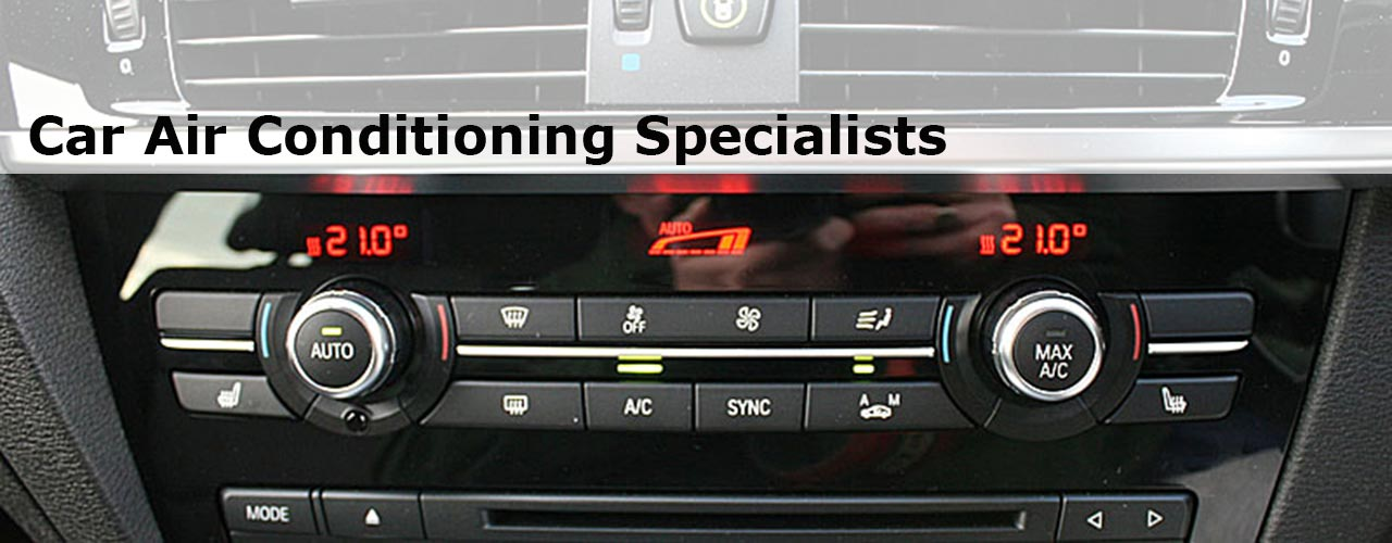 Car Air Conditioning Specialists