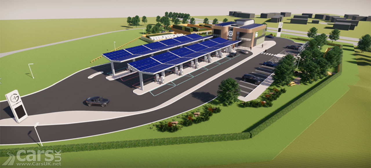 Gridserve's first electric forecourt will be in Braintree, Essex