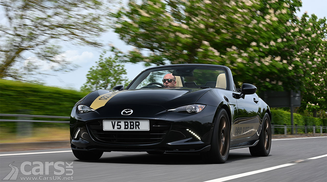 Mazda MX-5 with BBR Super Package