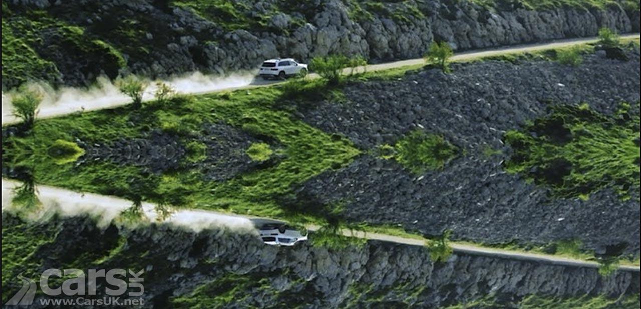 Mercedes GLB SUV TEASED one last time