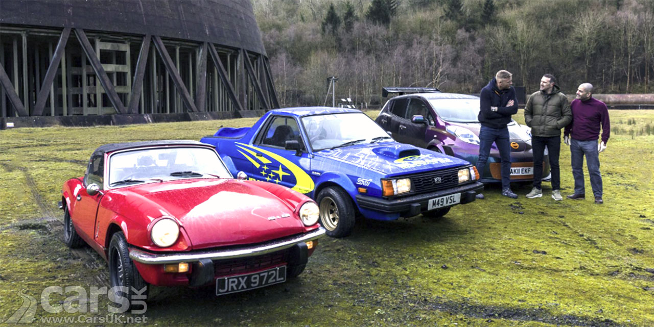 Top Gear Tonight: 'Home Made' Electric cars