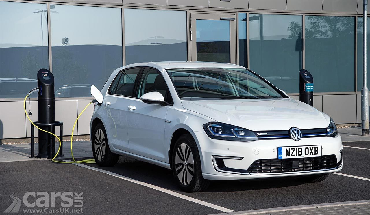 VW e-Golf 48-Hour test drive