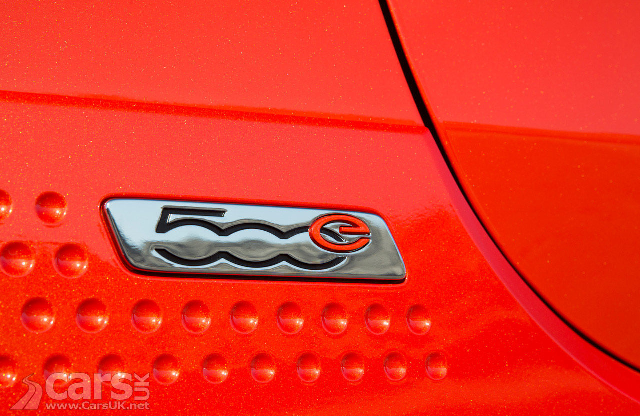 New ELECTRIC Fiat 500 e WILL go in to production next year