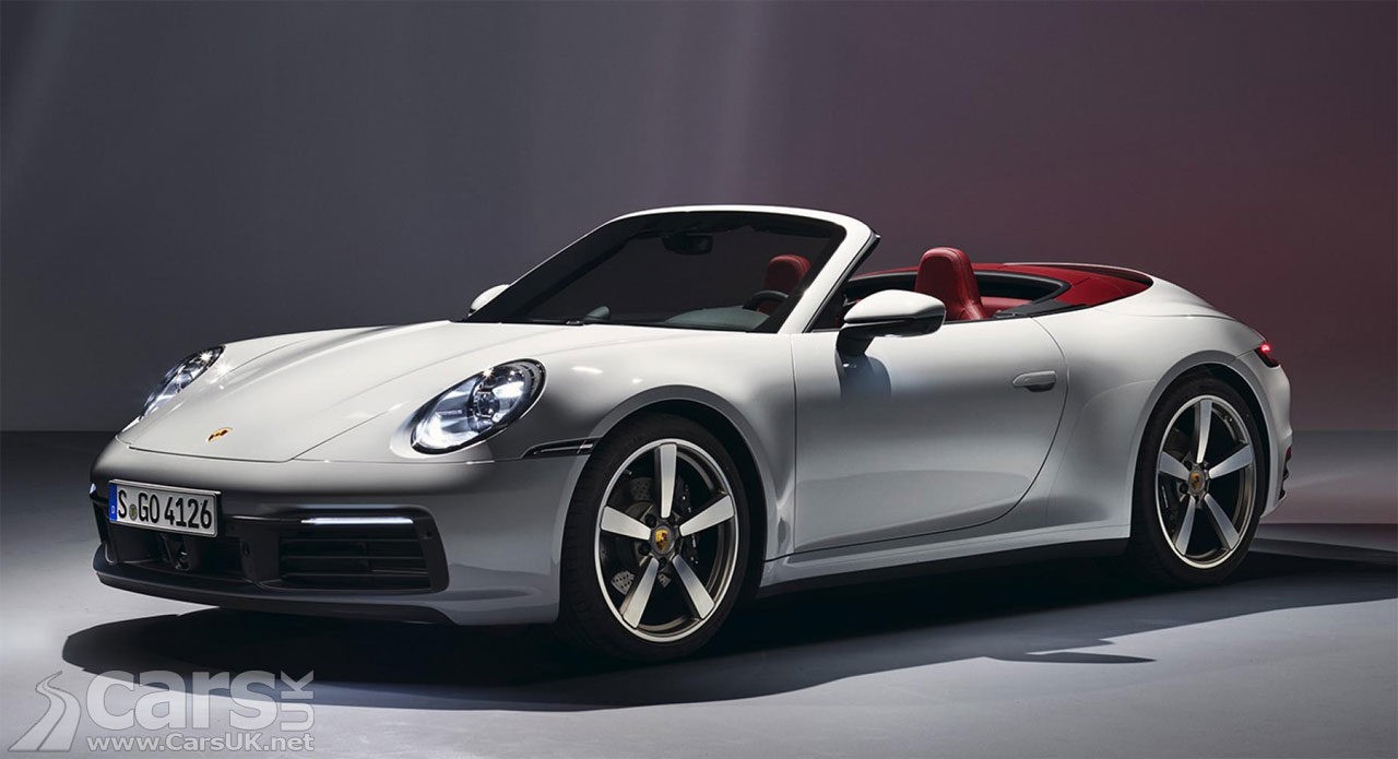 'CHEAP' Porsche 911 Carrera launched