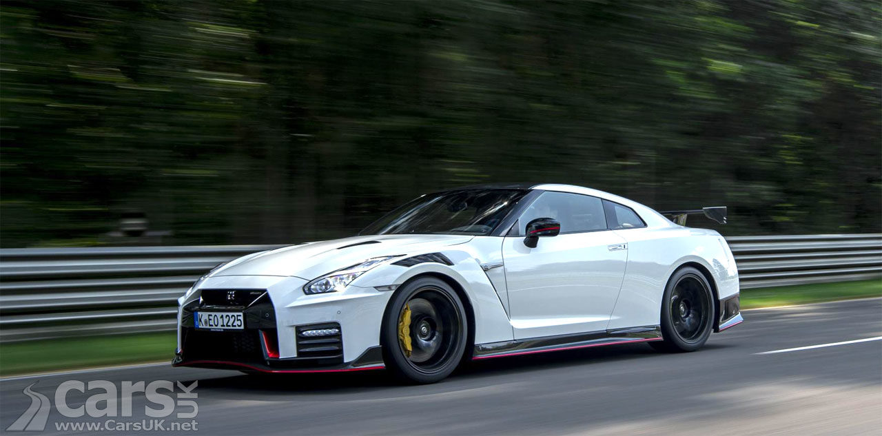 New Nissan GT-R Nismo on sale in the UK
