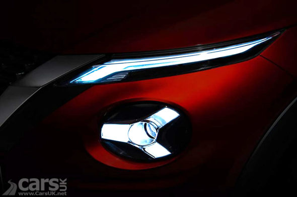 New Nissan JUKE TEASED