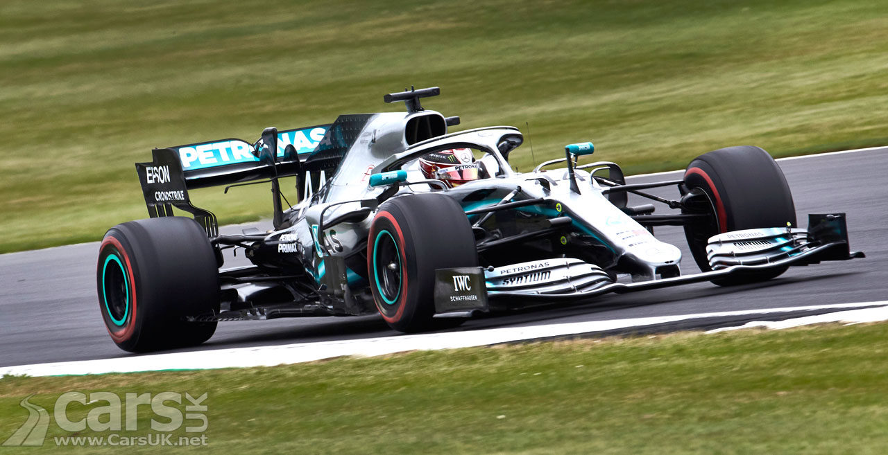 Lewis Hamilton WINS the British Grand Prix