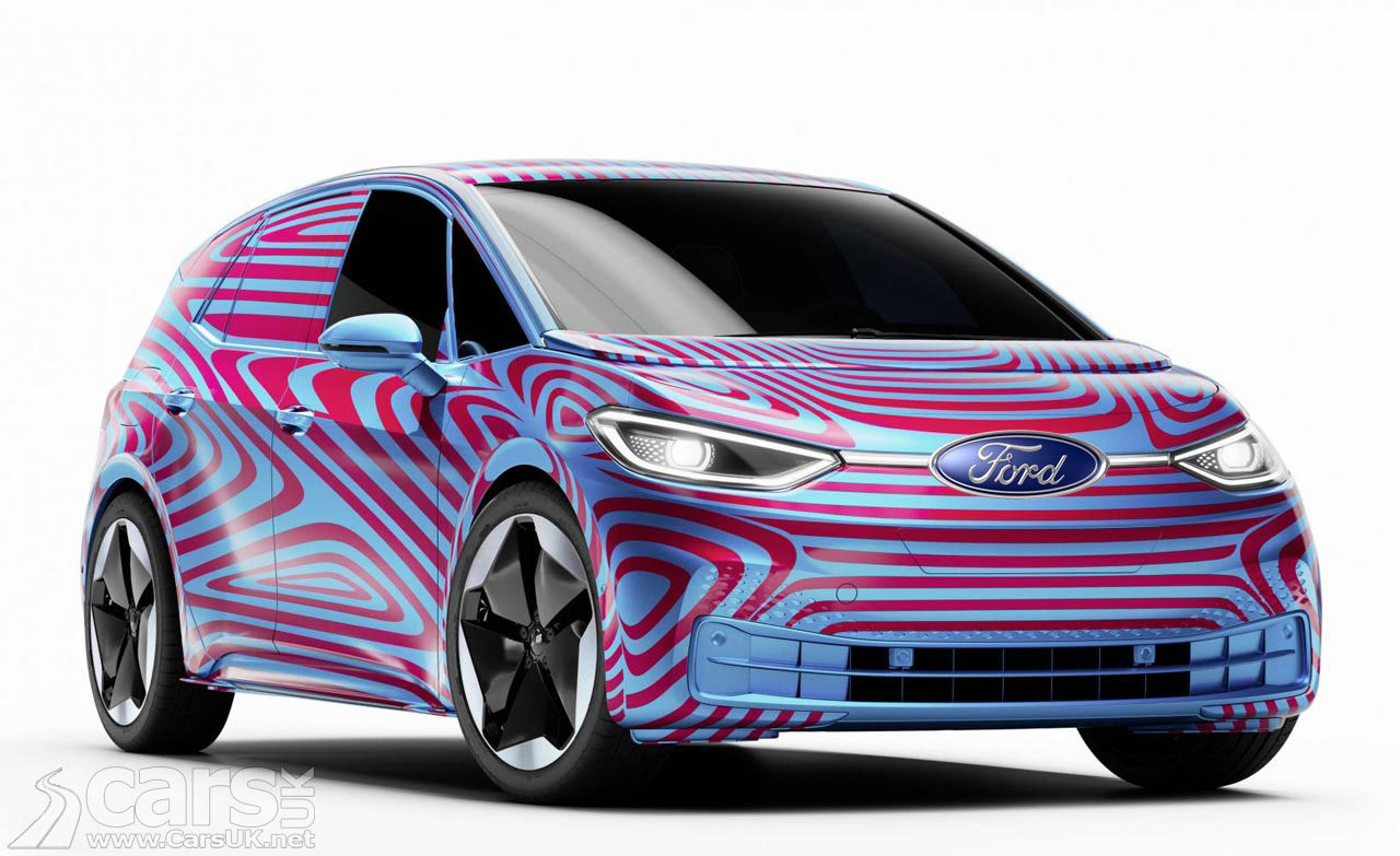 VW ELECTRIC car platform to underpin new FORD EV