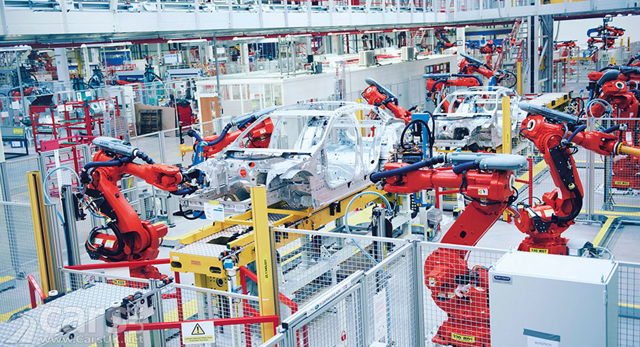 Jaguar Land Rover get £500M Government Loan Guarantee