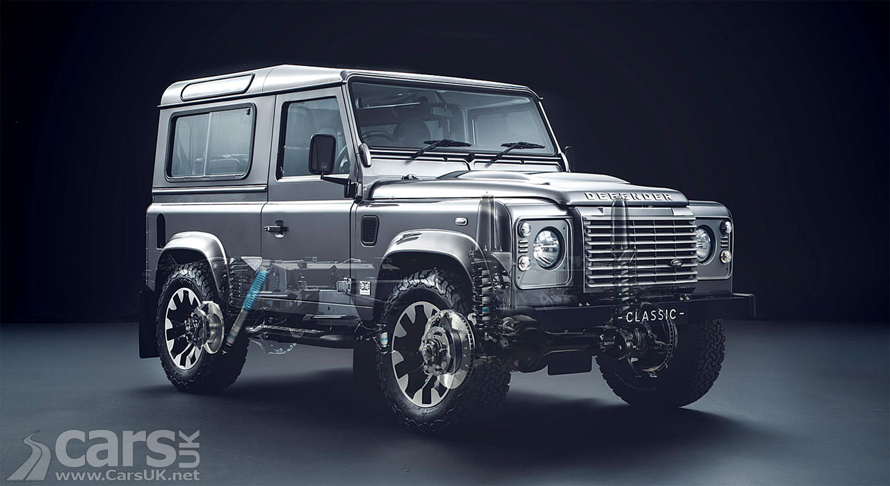 Land Rover Classic delivers new bits for the old Defender | Cars UK