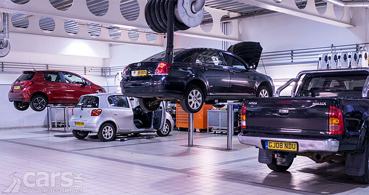 Toyota 5+ Club - Discount SERVICING for older Toyotas