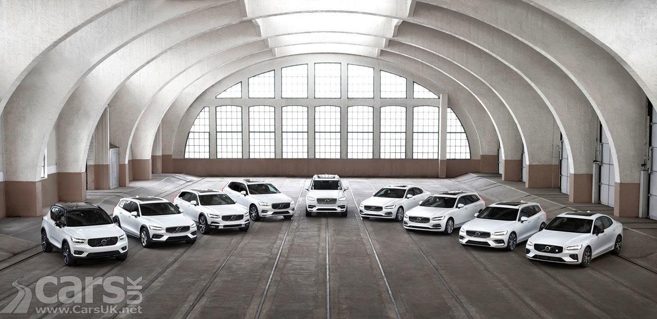 Volvo Range 2019