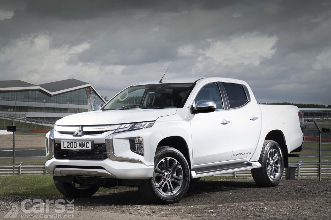Photo of 2019 Mitsubishi L200 Pick-up UK