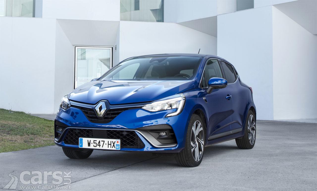 Photo of new Renault Clio
