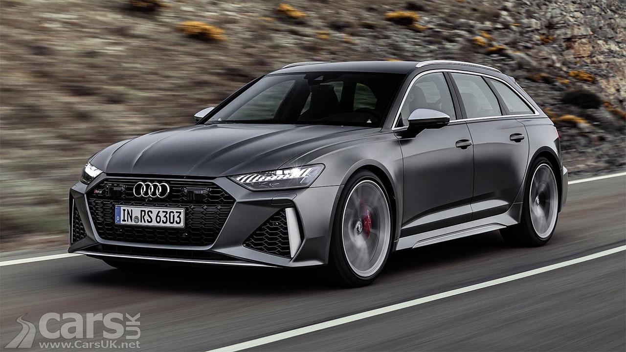 Photo of New Audi RS6 Avant