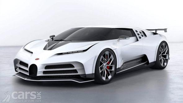 Photo Bugatti Centodieci