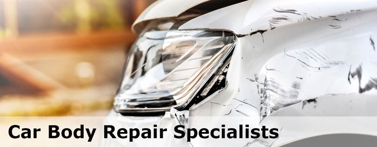 Photo car body repair specialists