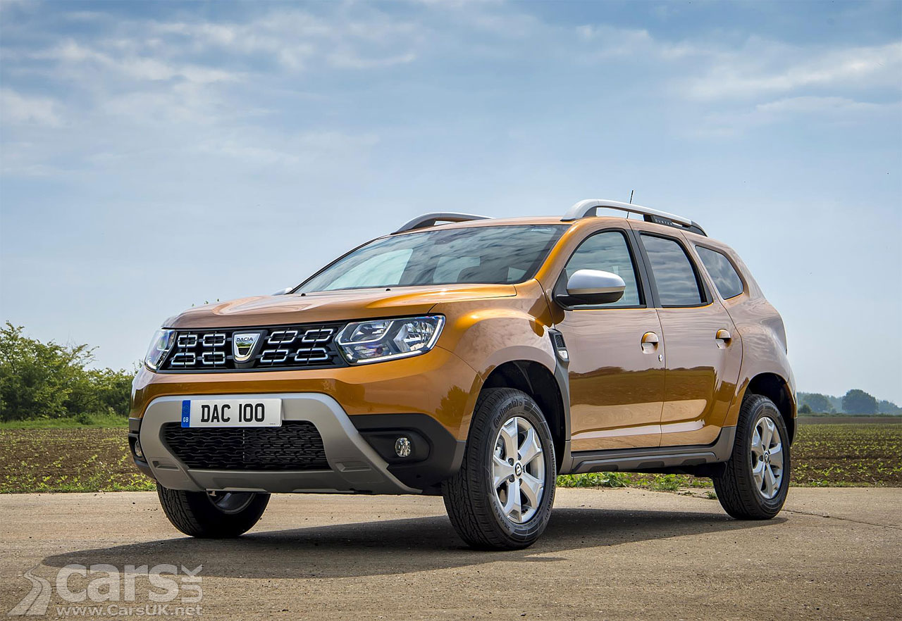 Photo of Dacia Duster with new TCe 100 engine