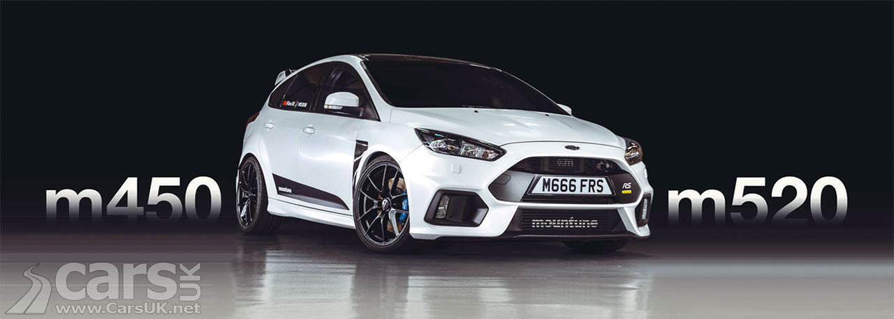 Photo Ford Focus RS Mountune M520