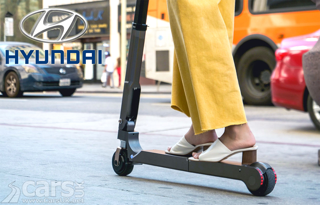 Photo of 2019 Hyundai electric Scooter