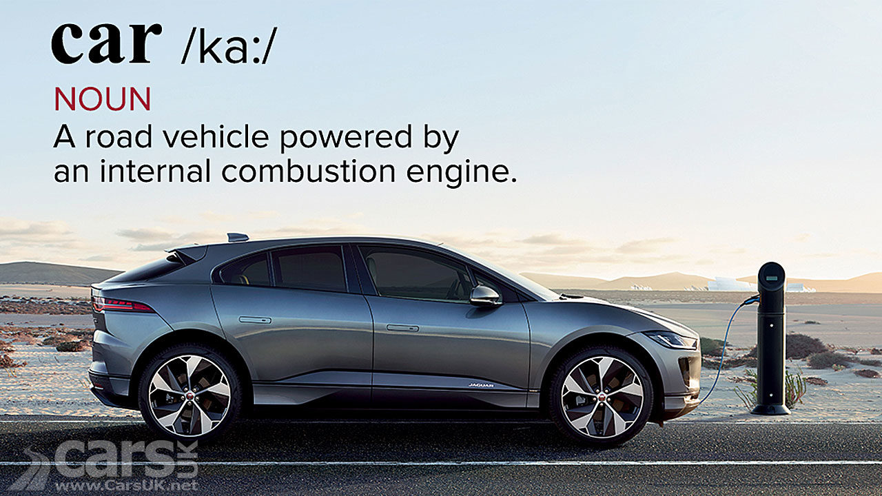 Photo of Jaguar I-Pace OED petition