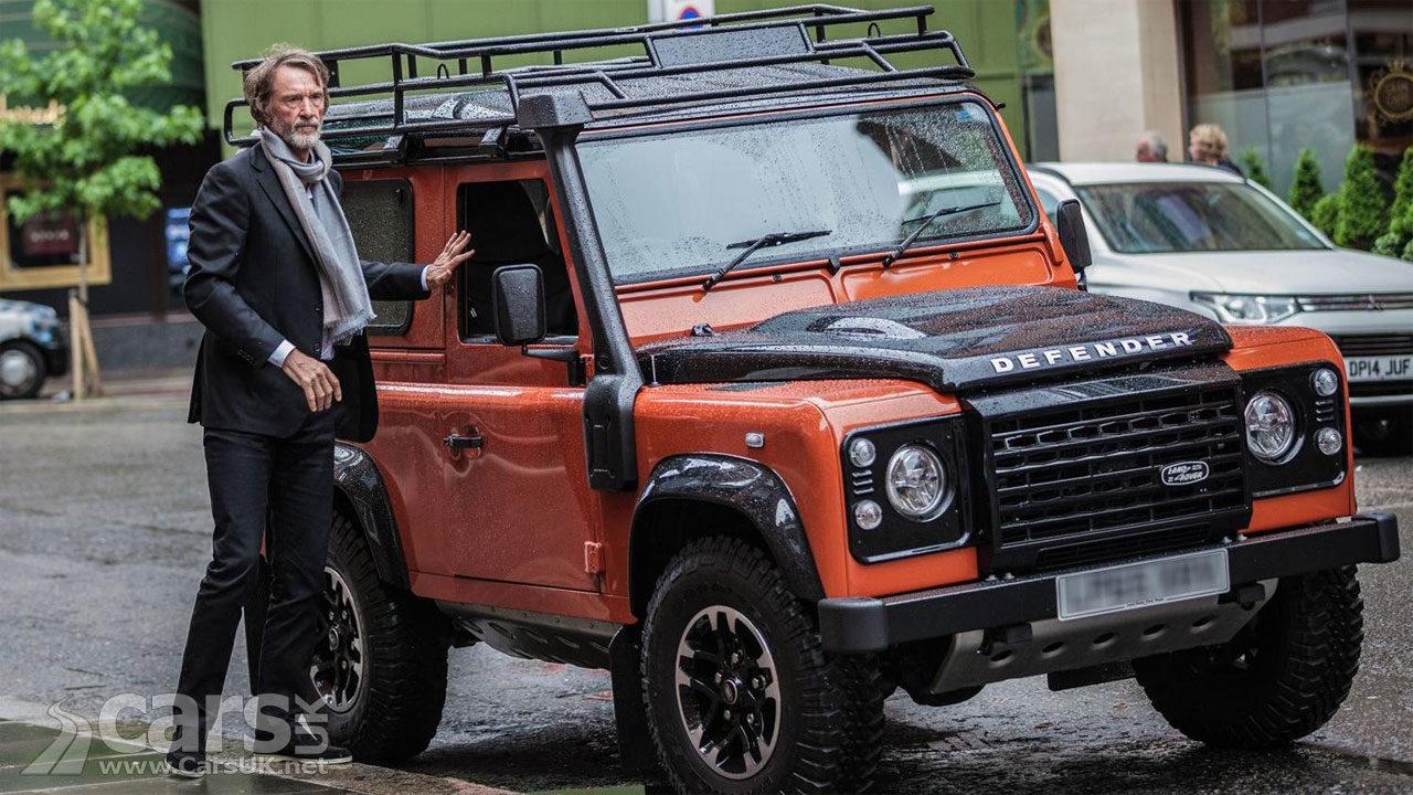 Land Rover News | Cars UK