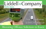 Liddell & Company | Motoring Offence Solicitors Essex