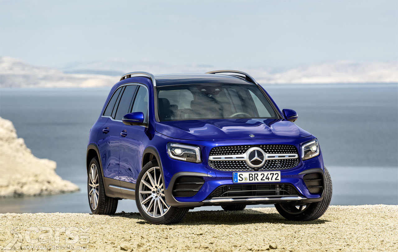 Mercedes Glb Compact Suv Uk Prices And Specs Announced Cars Uk