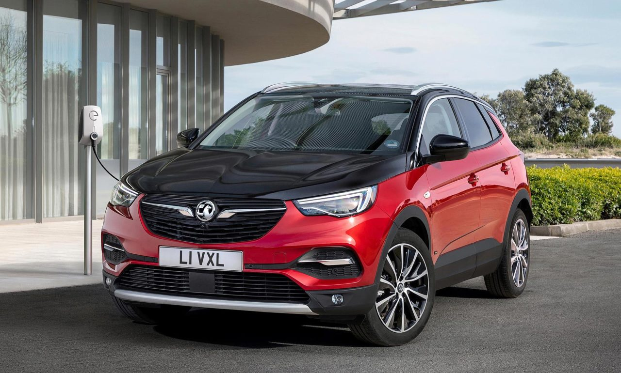 Vauxhall Grandland X Hybrid4 Price and Spec