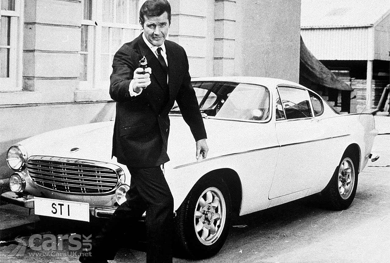 Roger Moore Volvo ST 1