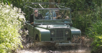 Photo 1948 Land Rover Reborn