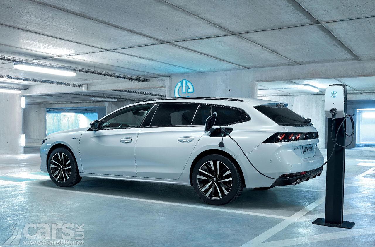 Photo New Peugeot 508 Plug-in Hybrid