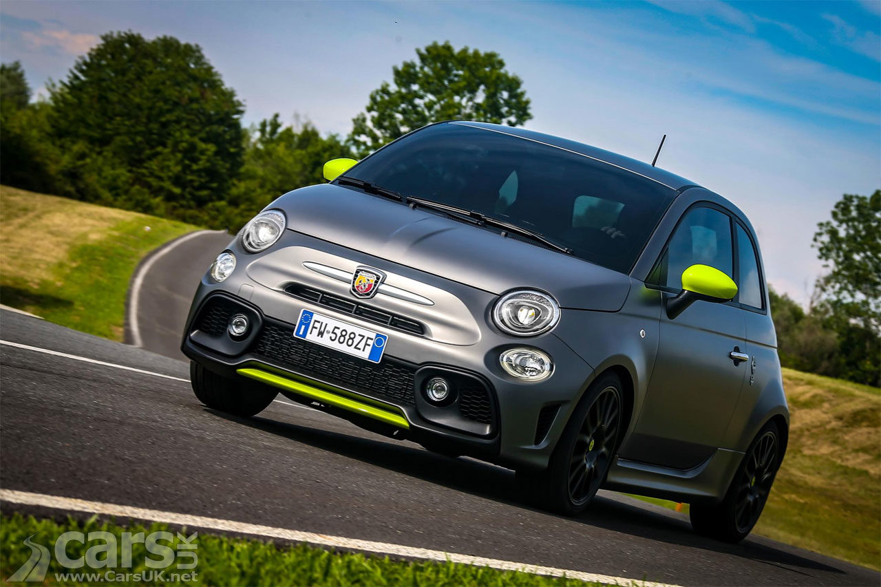 Photo Abarth 595 Pista
