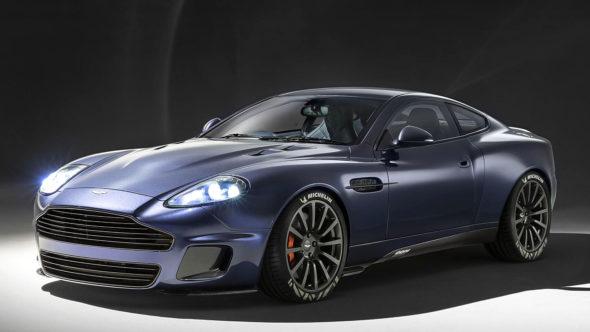 Photo Aston Martin Vanquish 25