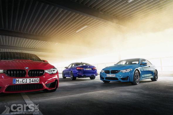 Photo BMW M4 Edition M Heritage