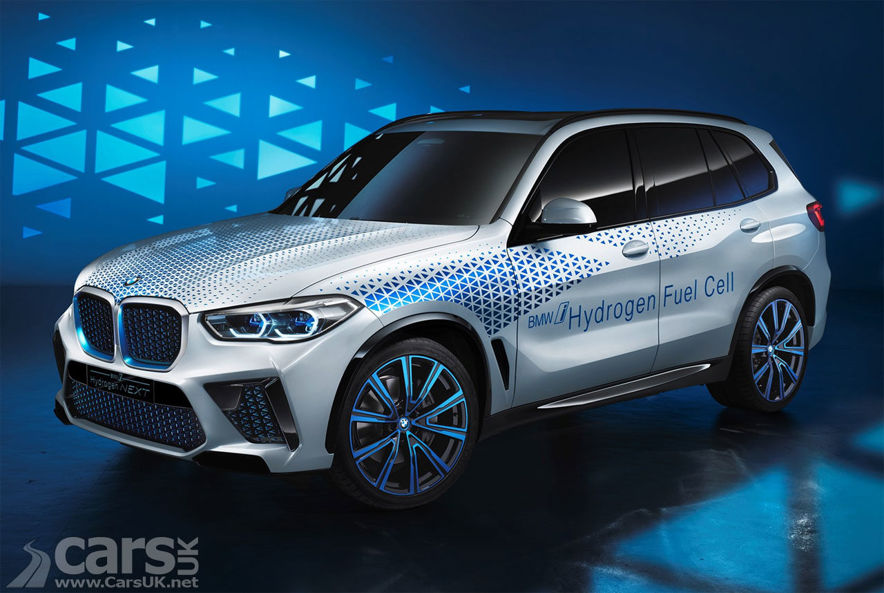 Photo BMW i Hydrogen NEXT