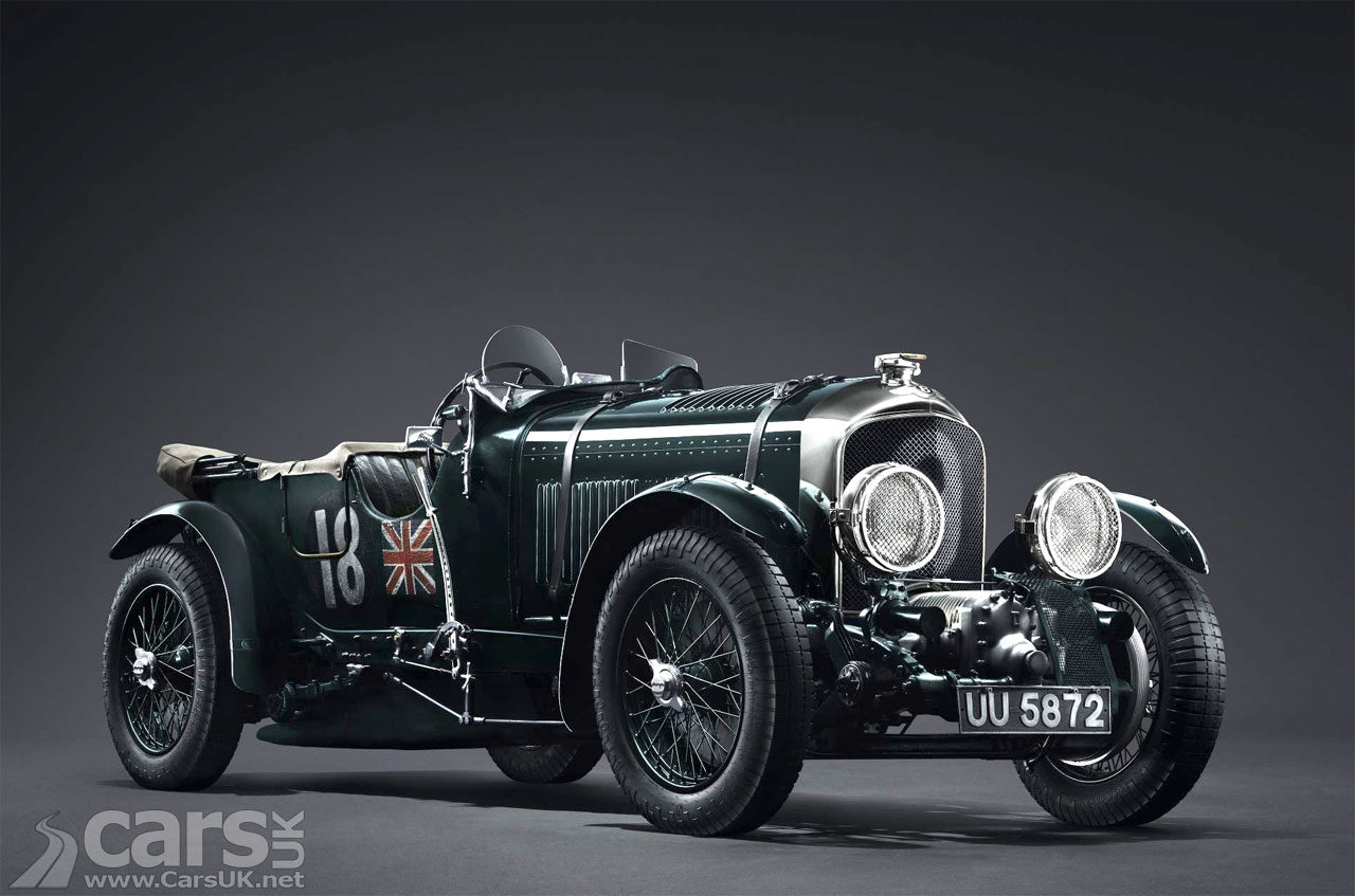 Photo The Bentley Blower Continuation
