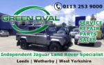Green Oval Garage | Jaguar Land Rover Specialist West Yorkshire