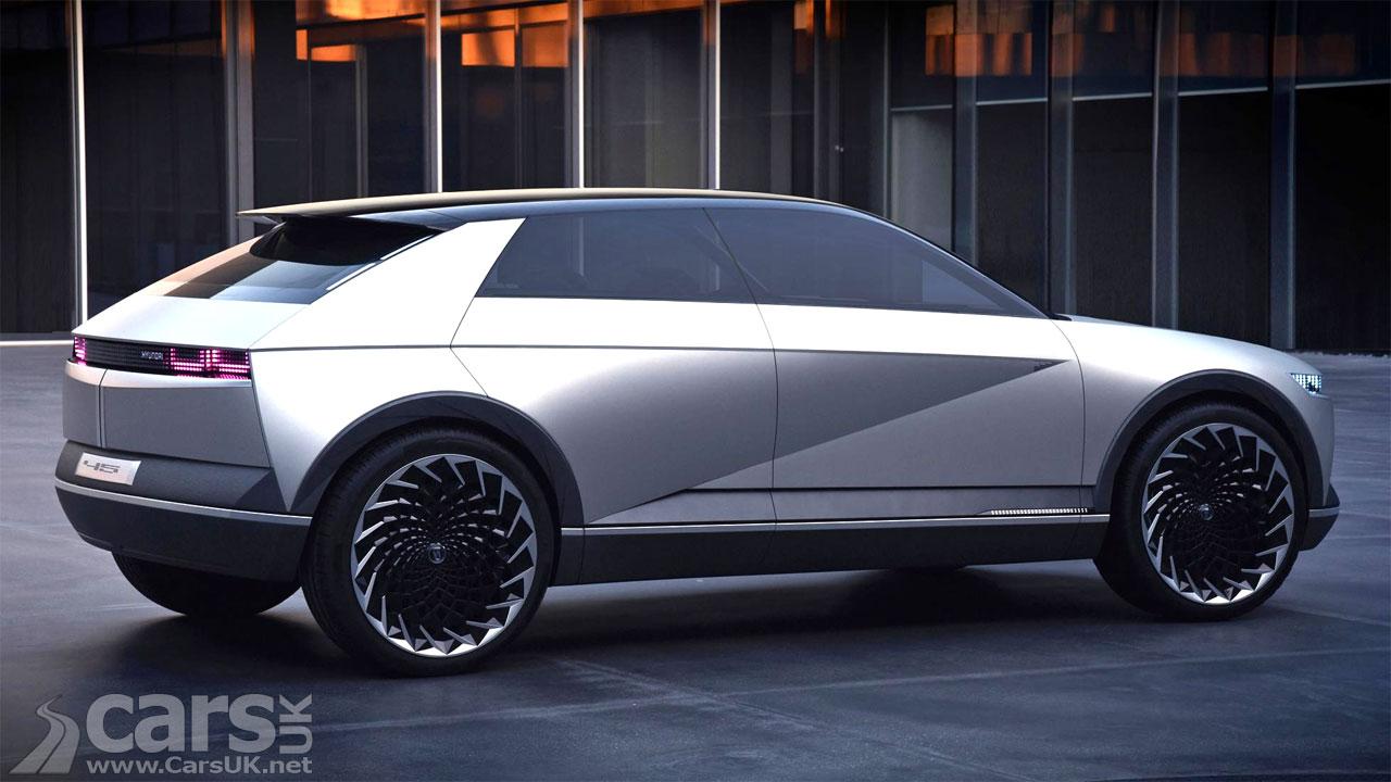 Photo Hyundai 45 Concept